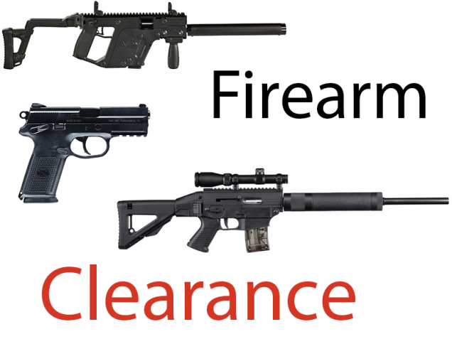 Firearms-Clearance-Wordpress